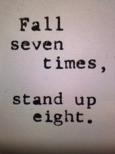 Fall 7 Times